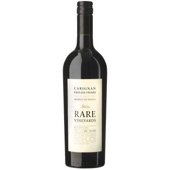RARE VINEYARDS - Carignan Vieilles Vignes - Pays D'Hérault, 75cl