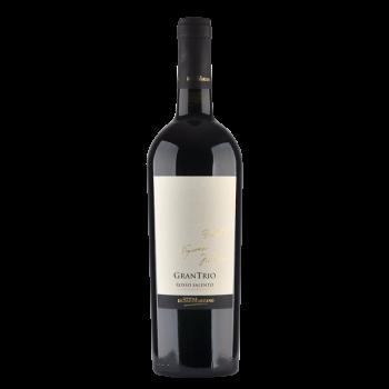GRANTRIO - Rosso Salento - San Marzano - Puglia, 75cl