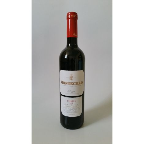 MONTECILLO - Crianza - Rioja - Spanje, 75cl.