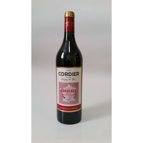 CORDIER - Enjoy la Vie - Bordeaux, 75cl