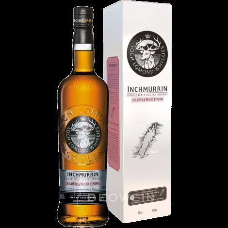 LOCH LOMOND - INCHMURRIN - Madeira Wood Finish - Single Malt Scotch Whisky, 75cl.