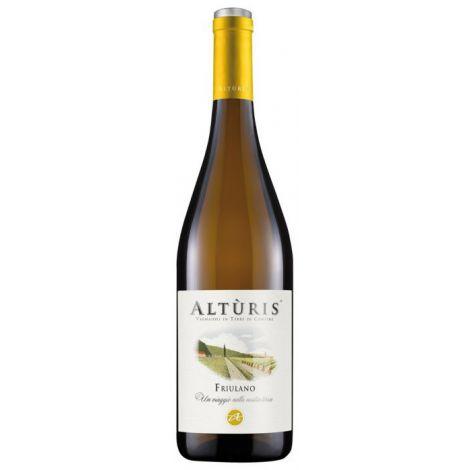 ALTURIS - Friulano - Friuli IGP, 75cl.