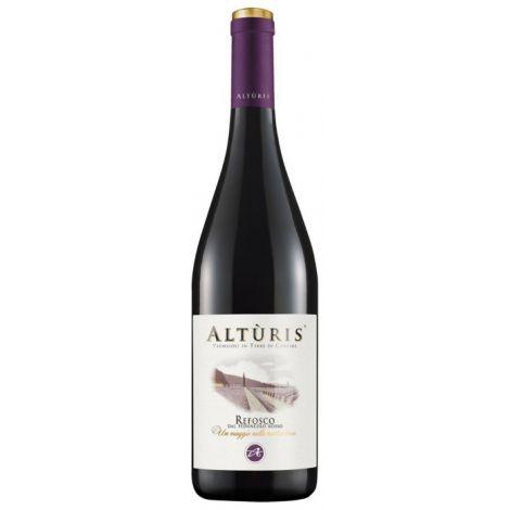 ALTURIS - Refosco - Dal Peduncolo Rosso - Friuli IGP, 75cl.