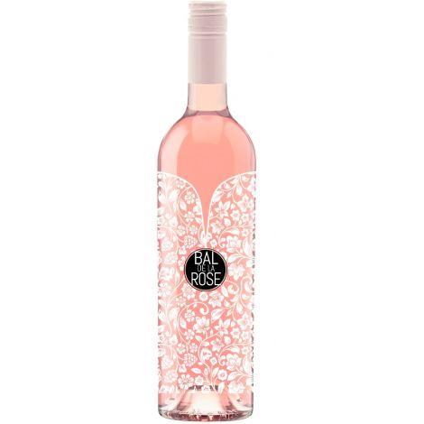 BAL DE LA ROSE - Rosé - Pays d'oc - Cinsault, 75cl