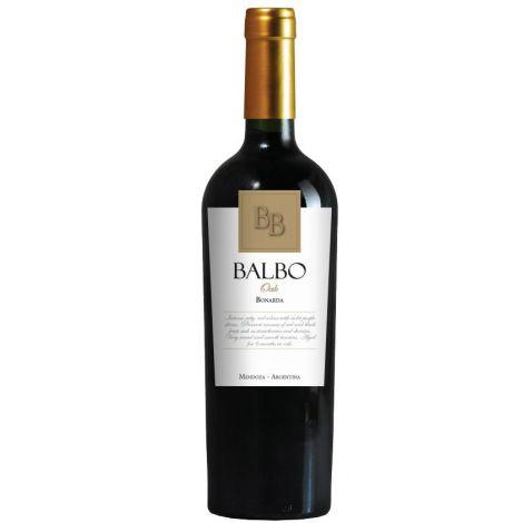 BALBO Oak Bonarda – Mendoza, 75cl