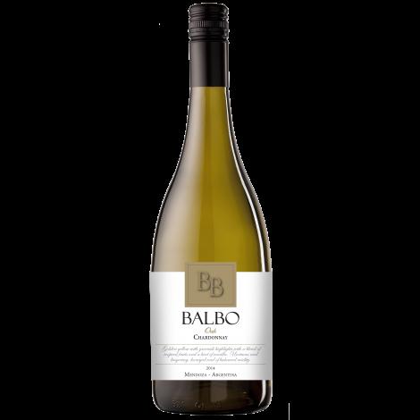 BALBO Oak Chardonnay – Mendoza, 75cl