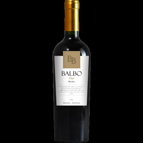 BALBO Oak Blend – Mendoza, 75cl