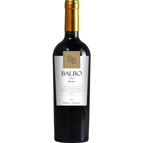 BALBO Oak Malbec – Mendoza, 75cl