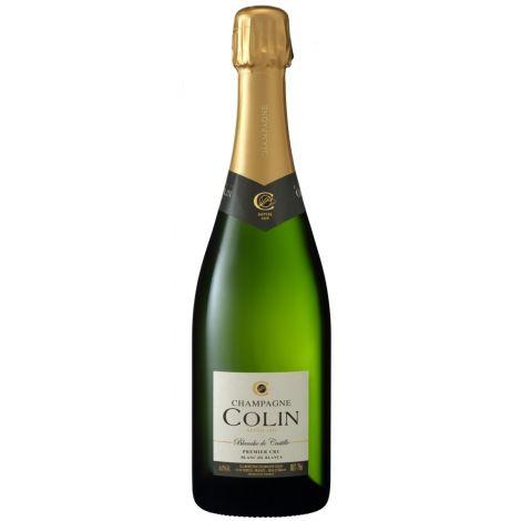 COLIN - Champagne - Blanc De Blancs - Premier Cru, 75cl.