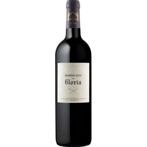 BORDEAUX DE GLORIA - Bordeaux, 75cl