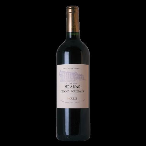 Château BRANAS GRAND POUJEAUX 2015 - Moulis
