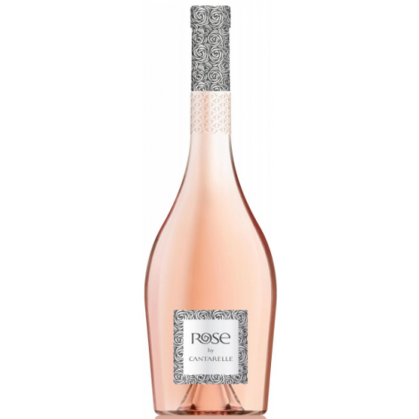 ROSE -  Cantarelle - VAR Provence - IGP, 75cl.