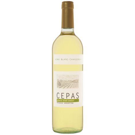 CEPAS Chenin/Chardonnay – Mendoza, 75cl