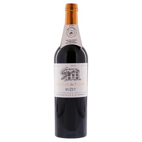 CHÂTEAU DE PADÈRE - Côtes Buzet, 75cl.