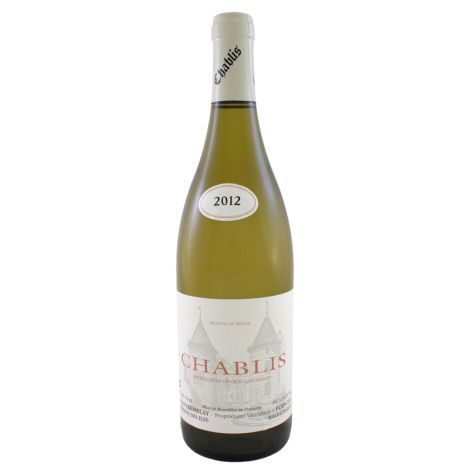 CHABLIS - Domain G. Tremblay - AOC, 75cl