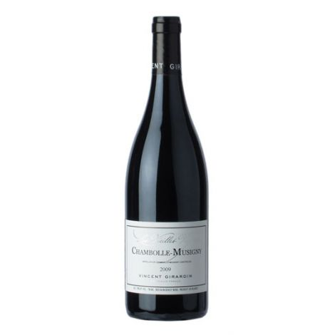 CHAMBOLLE MUSIGNY - Vincent Girardin - 2009, 75 cl