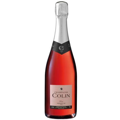 COLIN - Champagne - Rosé - Premier Cru - Brut, 75cl.