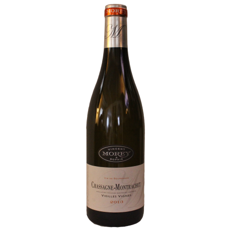 Chassagne-Montrachet Vieilles Vignes - Dom. Morey AOC, 75cl