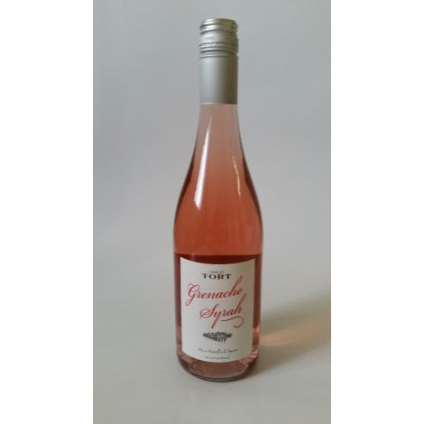 CHARLES TORT - Rosé - Grenache - Syrah, 75cl