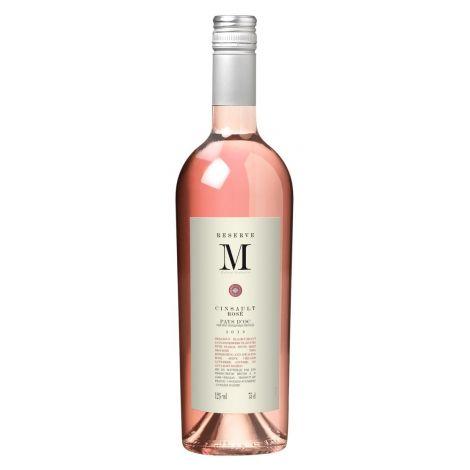 RESERVE 'M' -  Rosé - Pays d'oc - Cinsault - Syrah, 75cl
