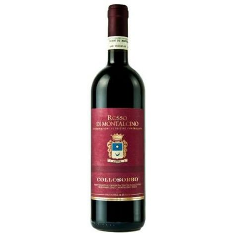 COLLOSORBO - Rosso di Montalcino - DOC - Sangiovese, 75cl