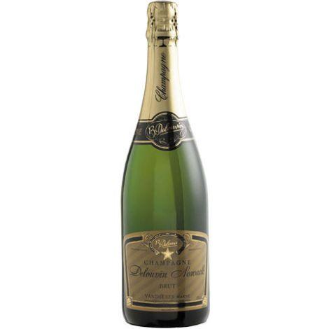Champagne - DELOUVIN NOWACK – Brut , 37.5 cl.