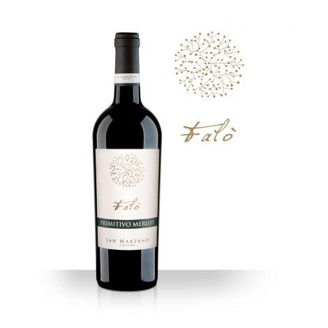 Faló – Primitivo / Merlot,  75 cl.