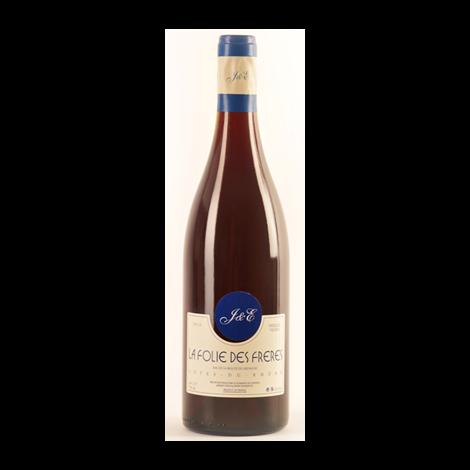 LA FOLIE DES FRERES - Vieilles Vignes Bio - Grenache, 75cl