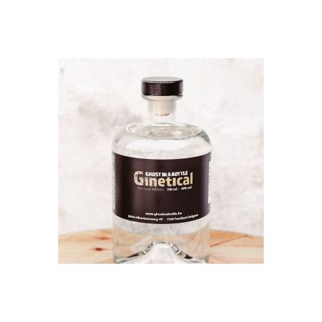 GHOST IN A BOTTLE - Ginetical Royal gin, 70cl.