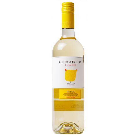 GORGORITO Verdejo – Rueda DO , 75cl