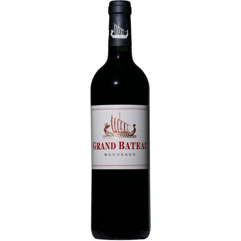 Grand Bateau – Bordeaux Rouge AC , 75cl