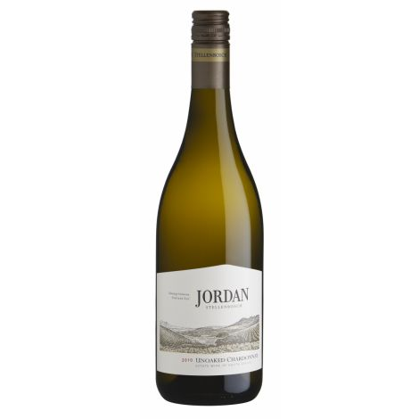 JORDAN - Chardonnay - Unwooded - Stellenbosch, 75 cl.