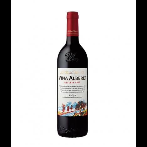 VIÑA ALBERDI - Reserva - La Rioja Alta, 75cl. Een wijn met een fris en jong karakter.
