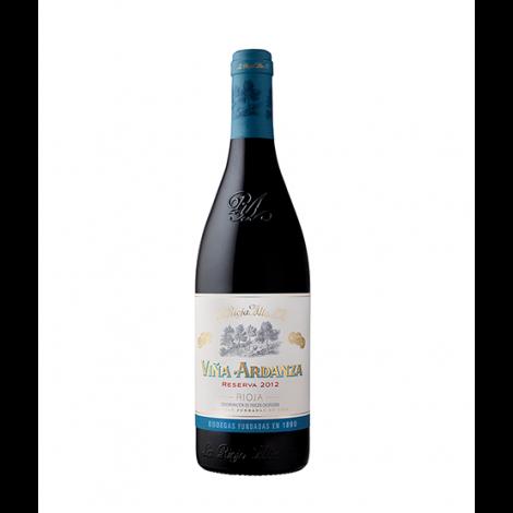 VIÑA ARDANZA - Reserva 2012 - La Rioja Alta, 75cl. Evenwichtig, zijdezacht en krachtig. Een iconische wijn.