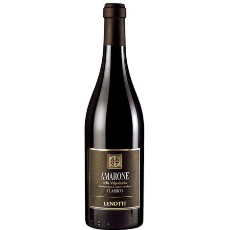 Lenotti – Amarone della Valpollicella,  75 cl.