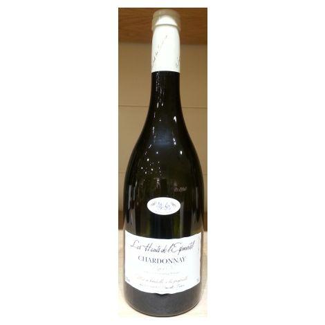 Hauts de l'Espourtel – Chardonnay - Pays d'Oc, 75cl