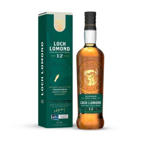 LOCH LOMOND - INCHMURRIN - Aged 12 Years - Single Malt Scotch Whisky, 75cl.