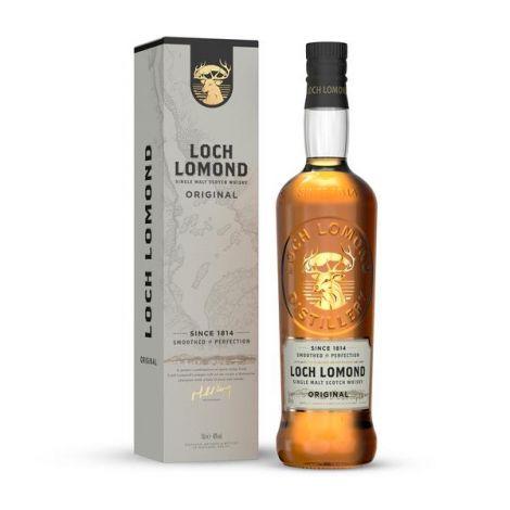 LOCH LOMOND - Original - Single Malt Scotch Whisky, 75cl.