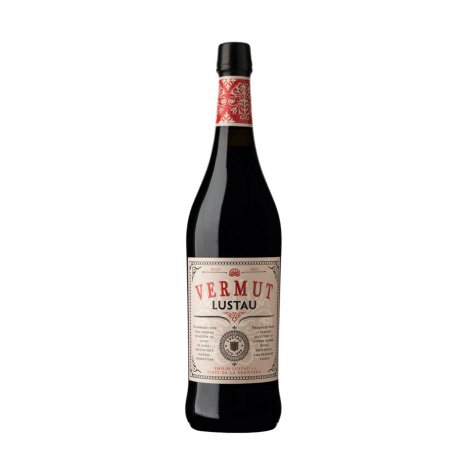 Vermouth - LUSTAU Vermut - Red - 15%, 75cl