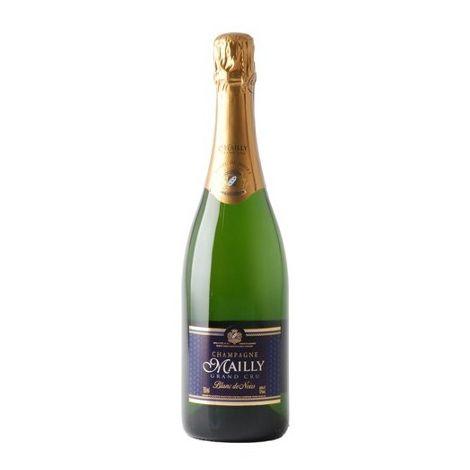 Champagne Mailly – Grand Cru – Brut, 37.5 cl.