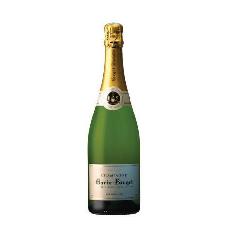 Champagne - MARIE FORGET - Premier Cru, 75cl.