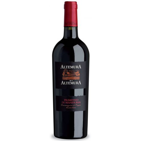 Masseria Altemura – Altemura di Altemura,  75 cl.