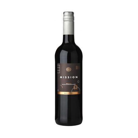 MISSION – Merlot - Vin de Pays d'Oc, 75 cl.