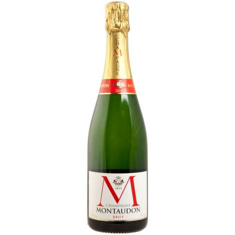 MONTAUDON - Champagne - Brut - Reims, 75cl