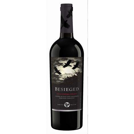Ravenswood Zinfandel Besieged – Sonoma County, 75cl