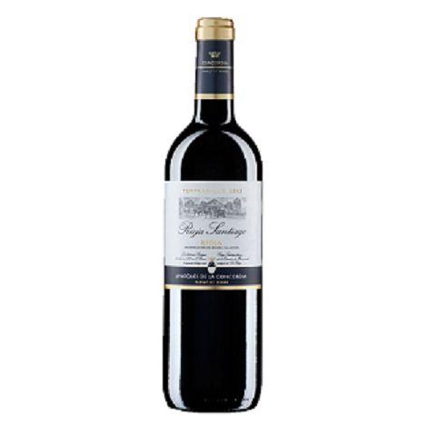 RIOJA SANTIAGO - Rioja DOC - Tempranillo, 75cl
