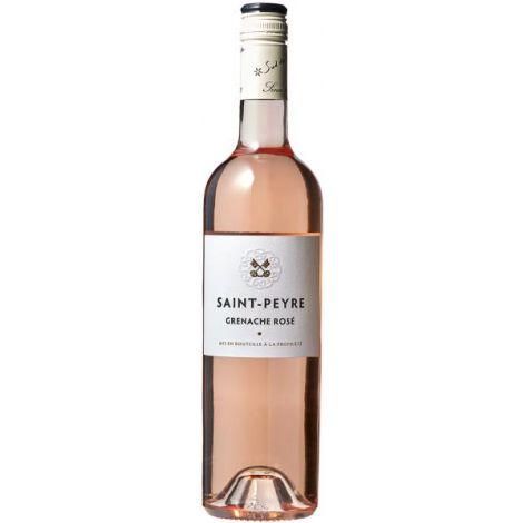 SAINT-PEYRE - Grenache Rosé - Côtes De Thau, 75cl.
