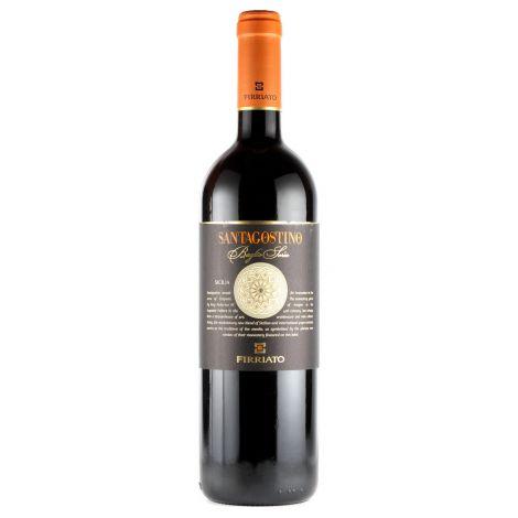 Santagostino Rosso – Nero d'Avola / Syrah – Sicilia IGT, 75cl