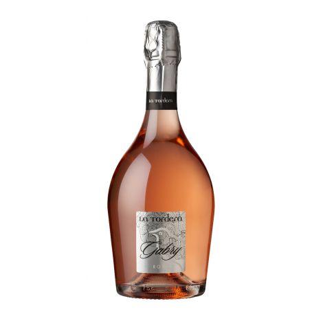 Spumante – LA TORDERA - Gabry Rosé – Brut, 75 cl.