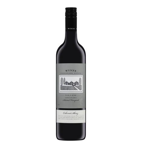 Wynns V & A Lane - Cabernet / Shiraz , 75cl